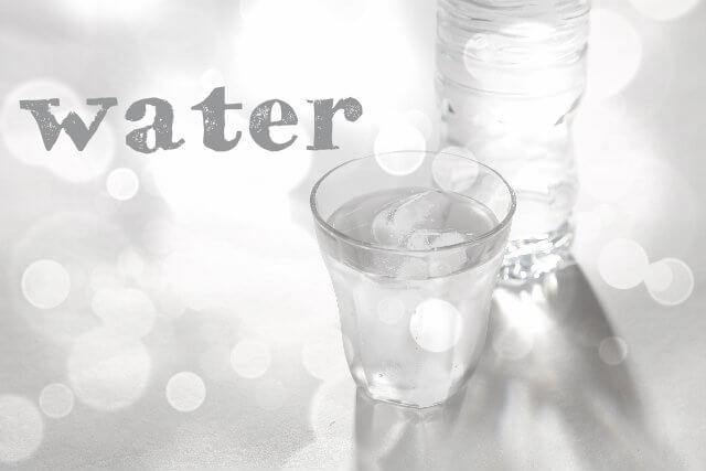 産後は毎日2リットルの水分補給☺