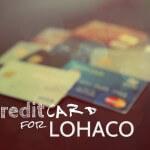 lohaco creditcards