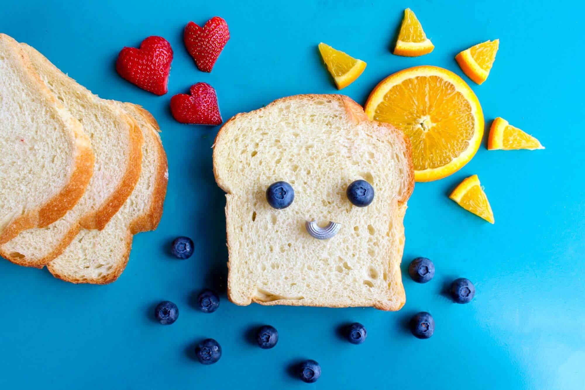 離乳食 食べさせ方 パン