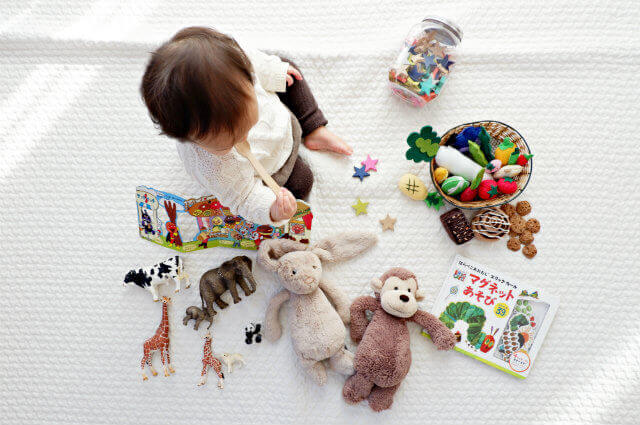 おもちゃ 知育 子ども