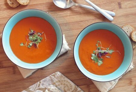 フェリシモの10分で作れる時短スープレッスンが気になる