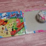 3歳でパズル得意に!おすすめは45・65・80ピースのステップアップ
