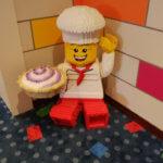 レゴランドホテルのレストランで誕生日ランチ(スカイラインバー)